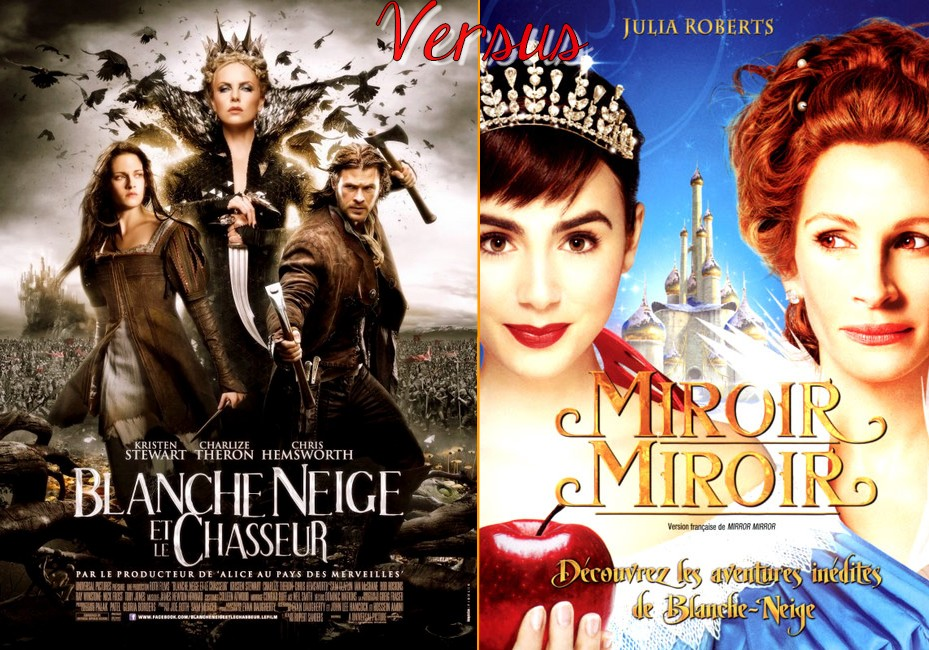 Films blanche neige trash vs blanche neige prude blanche for Blanche neige miroir miroir